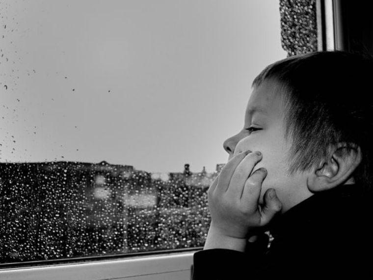 Il lutto nell'infanzia